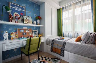 10-15万130平米三室两厅美式风格书房图