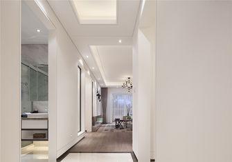富裕型90平米三室一厅北欧风格走廊装修案例