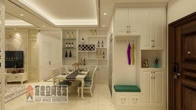 3-5万80平米三室两厅欧式风格卧室效果图