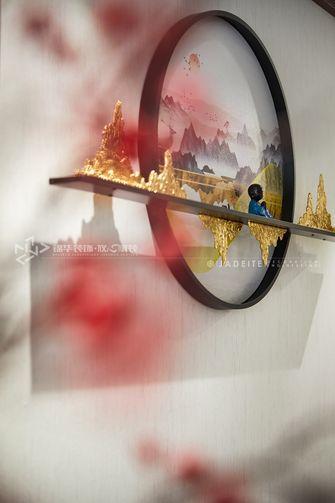 130平米三中式风格餐厅效果图
