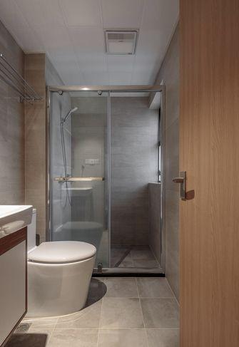 100平米三室三厅日式风格卫生间装修案例