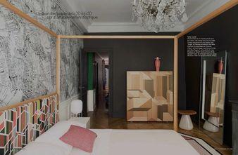 经济型120平米三室两厅法式风格客厅装修案例
