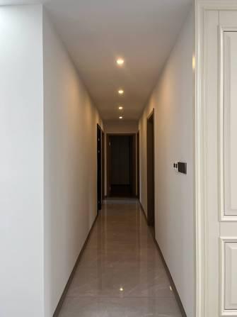 130平米四室两厅混搭风格走廊欣赏图