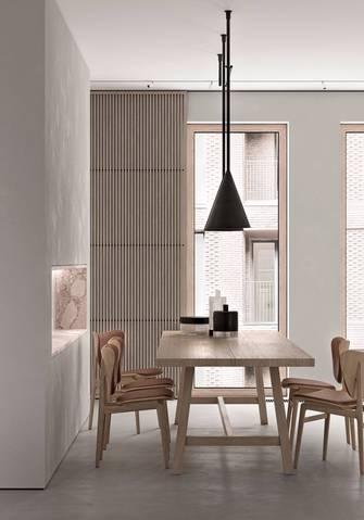 20万以上140平米现代简约风格餐厅装修效果图
