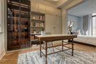 20万以上140平米别墅美式风格书房设计图