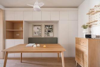 经济型50平米小户型日式风格客厅装修案例