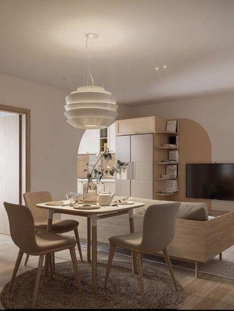 5-10万80平米一室两厅日式风格餐厅装修案例