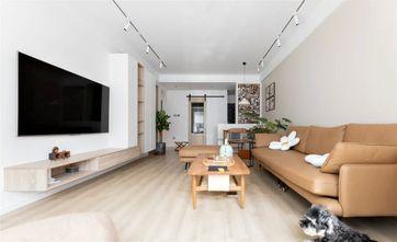 10-15万90平米三室两厅北欧风格客厅装修案例