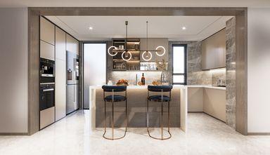 20万以上140平米四室四厅轻奢风格厨房装修效果图