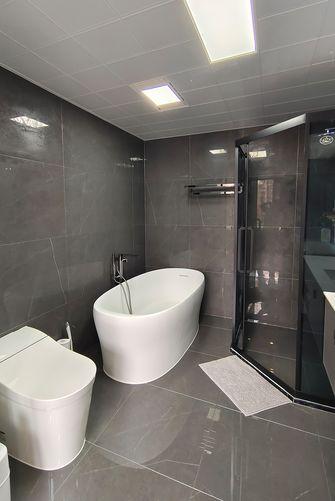 豪华型140平米三室两厅现代简约风格卫生间图片