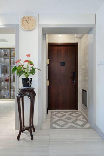 20万以上130平米三室两厅中式风格玄关图片