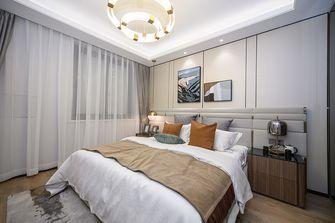 10-15万70平米一室两厅轻奢风格卧室图片
