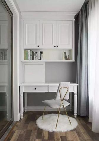 富裕型欧式风格书房装修图片大全