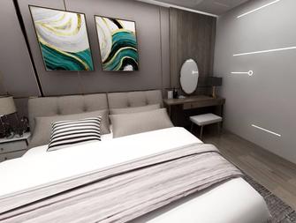 80平米工业风风格卧室装修图片大全