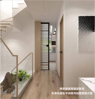 现代简约风格走廊图片