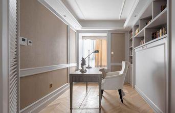 富裕型120平米公寓轻奢风格影音室效果图