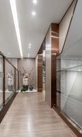 20万以上140平米四室四厅中式风格走廊图片
