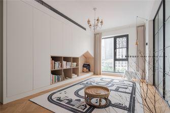 140平米三室两厅法式风格书房图片大全
