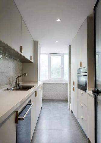 5-10万90平米美式风格厨房设计图