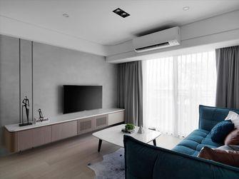 20万以上90平米三室两厅北欧风格客厅装修图片大全