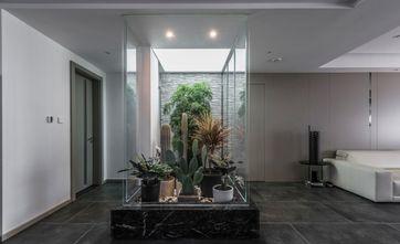 三室一厅现代简约风格玄关装修案例