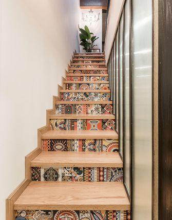 3万以下140平米三室两厅混搭风格走廊效果图