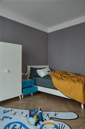 140平米别墅混搭风格青少年房装修图片大全