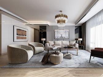 15-20万140平米别墅轻奢风格客厅图