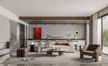140平米别墅现代简约风格健身房效果图