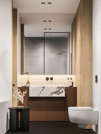 10-15万90平米欧式风格卫生间装修案例