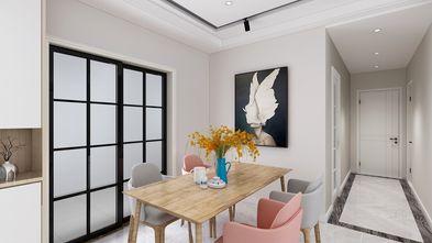 富裕型120平米四室两厅北欧风格餐厅图片大全