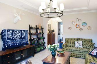 10-15万140平米四室一厅混搭风格客厅效果图