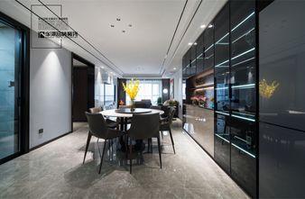 10-15万130平米三现代简约风格餐厅图