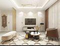 10-15万100平米三室两厅欧式风格客厅图
