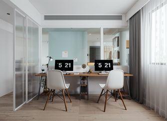 富裕型100平米三混搭风格书房效果图
