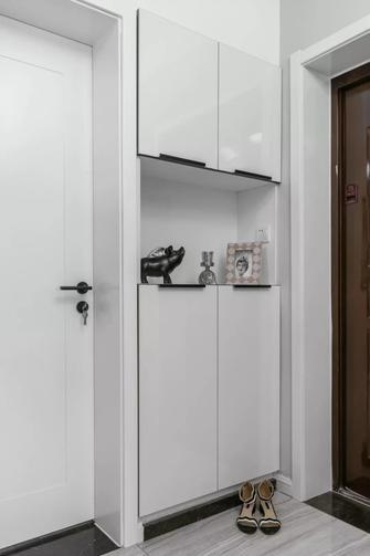 经济型50平米一室一厅北欧风格玄关装修案例