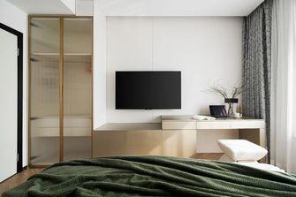 80平米三室两厅现代简约风格卧室欣赏图