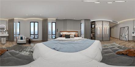 豪华型140平米四轻奢风格卧室图