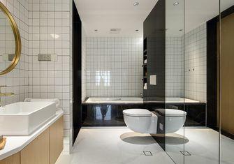 80平米一居室轻奢风格卫生间装修图片大全