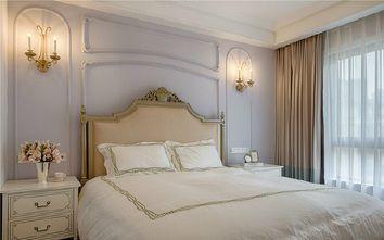 豪华型100平米欧式风格卧室装修效果图