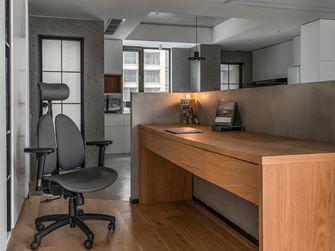 10-15万100平米公寓工业风风格书房图片大全