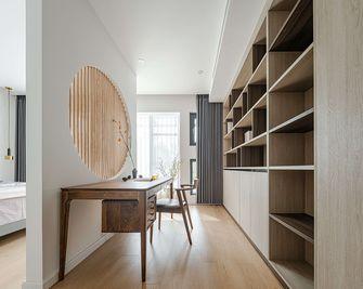 20万以上120平米四室一厅北欧风格书房图