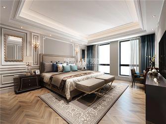 5-10万140平米复式欧式风格卧室图片大全