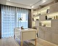 140平米四室一厅美式风格书房装修效果图