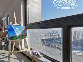 今日宜画DIY创意绘画工作室
