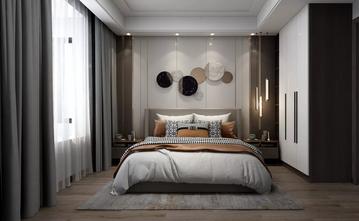 120平米北欧风格卧室装修案例