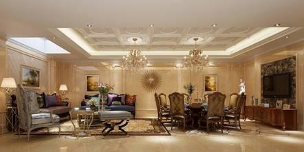 豪华型140平米别墅英伦风格其他区域欣赏图