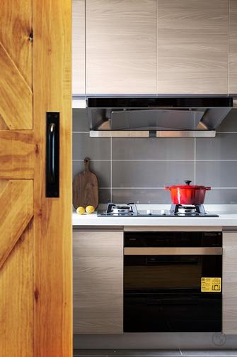 5-10万三室两厅北欧风格厨房欣赏图