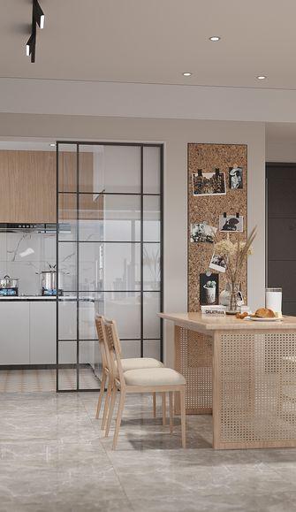 豪华型三日式风格厨房装修案例