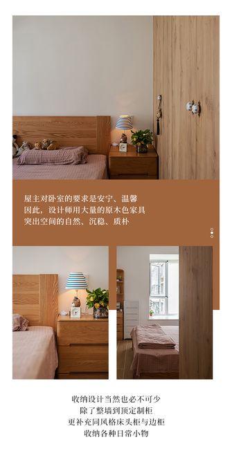 15-20万50平米一室一厅北欧风格卧室图片